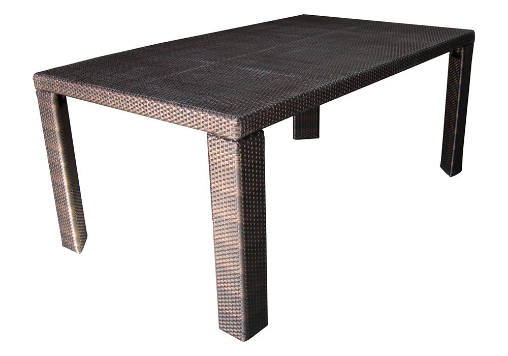 Wave Rectangular Dining Table